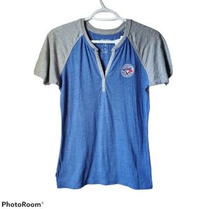 NWT Blue Jays baseball T-shirt, medium